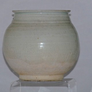 SOUTHERN SONG QING BAI ROUNDED JAR