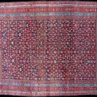 Antique Bidjar carpet