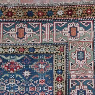 Antique Chi Chi rug, Caucasus