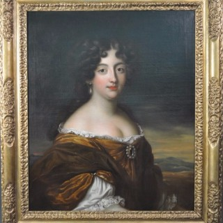 Portrait of Hortense Mancini