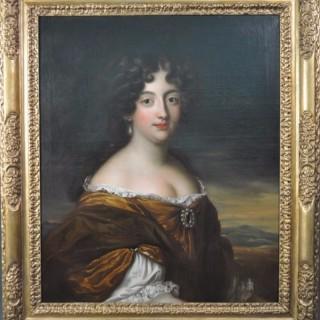 Portrait of Hortense Mancini