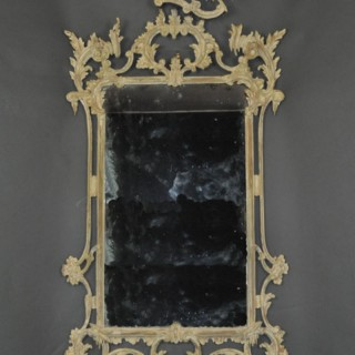 Ho-ho Bird Chippendale Mirror