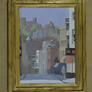 FRANCES WATT (1923-2009) BROAD STREET, BRISTOL