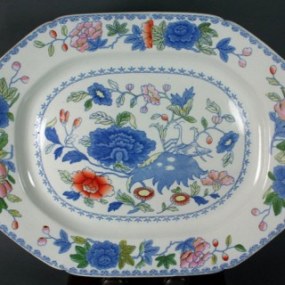 Mason's Ironstone China meat platter