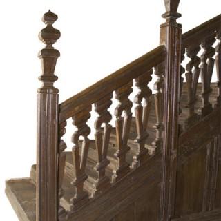 The Llwyn Ynn Staircase