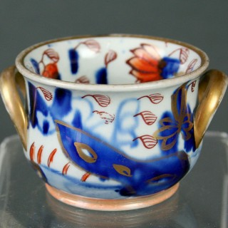 Mason's Ironstone China miniature Vase
