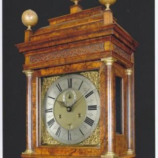 An important Queen Anne month duration longcase clock, by DANIEL QUARE, London c1705