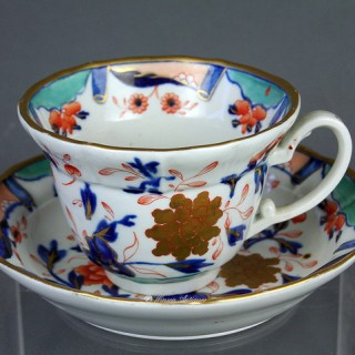 Mason's Ironstone China cup and saucer