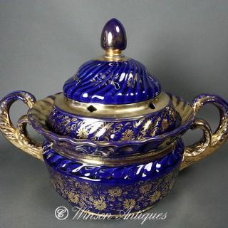Mason's Ironstone China Pot-Pourri vase