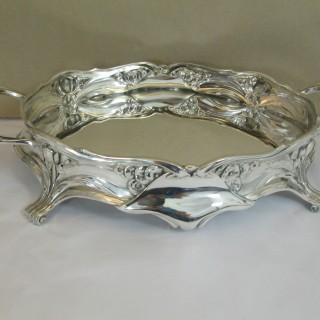 Silver Jardiniere