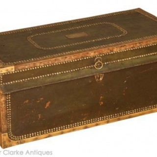 Capt. Thomas Canney's Chinese Export Trunk