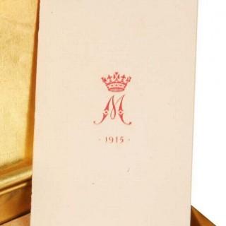 Single Princess Mary Box