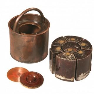 Antique Black Powder Drum