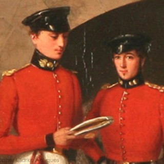 Officers of the 7th Royal Fusiliers