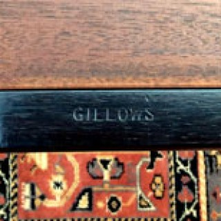 Antique Rosewood Writing Table or Sofa table by Gillows