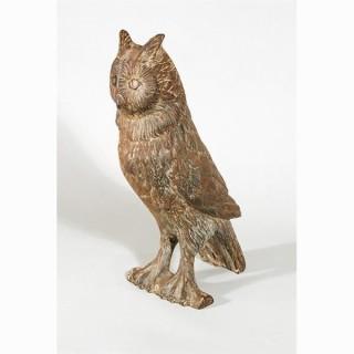 Owl Ridge End Antique Finial