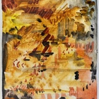Non Objectiv, 1916 - Natalia Goncharova