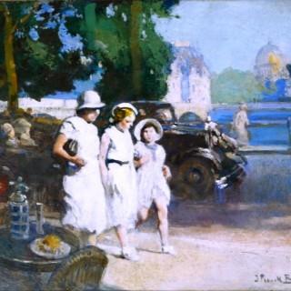 Paris, 1930 - Jean-Frank Baudoin