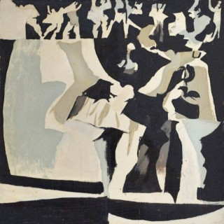 DANCERS VIII,1964 - Anthony Whishaw