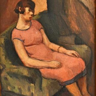 DARNE (Prostitute) Paris circa 1930 Medium