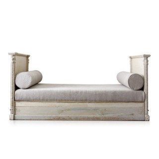 19th c. Gustavian Daybed