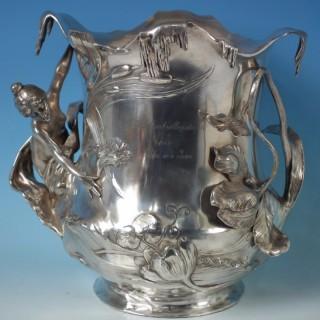 WMF Art Nouveau Champagne Cooler