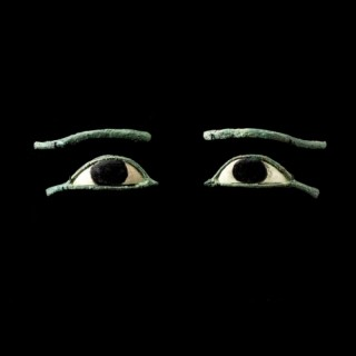 Ancient Egyptian Bronze Eyes