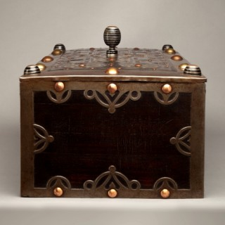 A Nomadic Maure Travelling Coffer