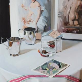 Boudoir by Alan Kingsbury