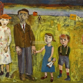 Family Outing by Simon Quadrat PPRWA NEAC
