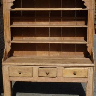 Small Irish Pine Dresser