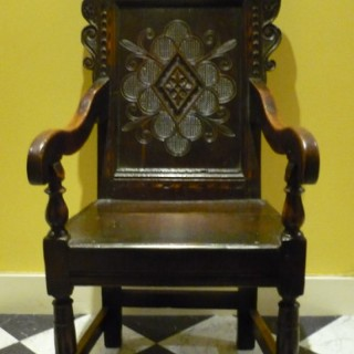 Wainscot Chair