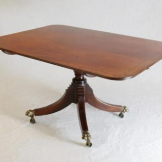 George III Tilt-Top Breakfast Table