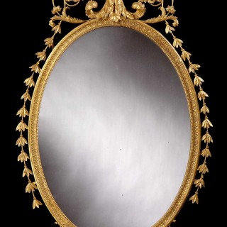 A Fine & Substantial Mirror in the Adam Manner