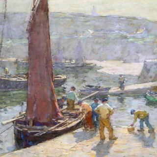 A Bright Morning, Douarnenez