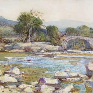 The River Spean, Inverness-shire