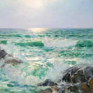 The Sunlit Ocean