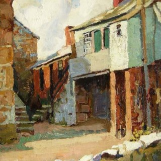 A Fisherman's Home, Downalong, St. Ives