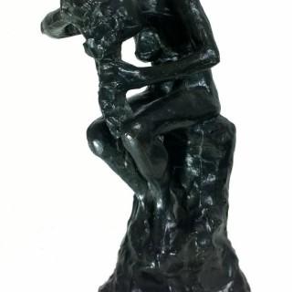 Rodin  Woman Combing Her Hair (Femme qui se Peigne)