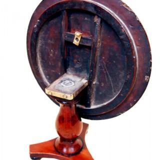 Antique 19th Century Miniature Specimen Wood Table