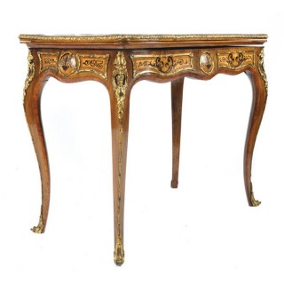 Mid Victorian Trollope and Sons Games Table