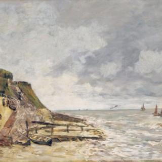 Villerville, Le Rivage et la Mer, 1893