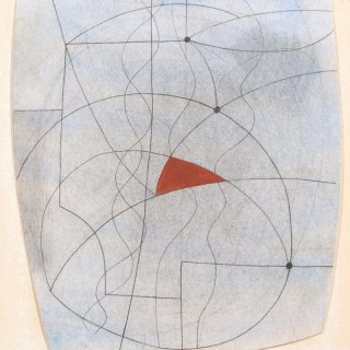 Still Life with Red, 1972