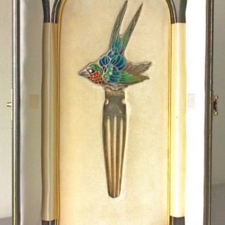 Swallow Hair Comb