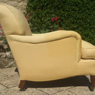 Howard and Sons Chair (1890 to 1920London)