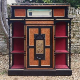 Cabinet by Marsh Jones and Cribb (1875England)