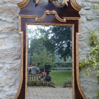 Antique 18th Century Mirror (c. 1750United Kingdom)