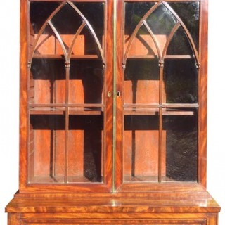 Antique Bookcase / China Cabinet / Drinks Cabinet (c. 1830United Kingdom)
