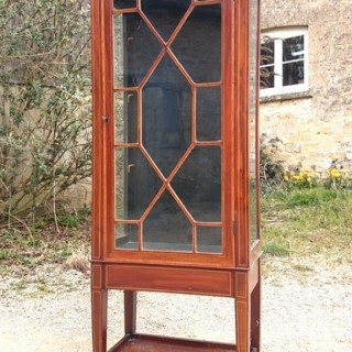 Antique Cabinet (c. 1900	United Kingdom)