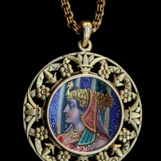 Egyptian Revival Pendant